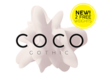 Coco Gothic - NEW: 2 FREE WEIGHTS