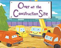 Over at the Construction Site Picture Book