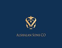 Al Shalan Sons Co Logo
