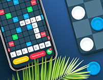 BLE Games | Scrabble, Checkers | iPhone, iPad