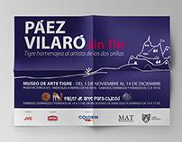 """Comunicación Muestra """"Páez Vilaró Sin Fin"""""""