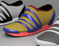 Shoe Modeling and Prototyping
