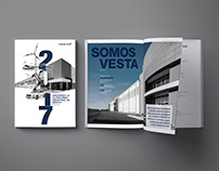 Informe Anual VESTA 2017