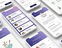 UX Design - Expert App