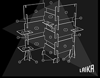 Laika, Display and Setup Package