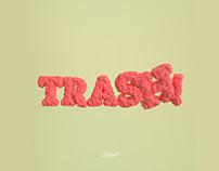3D Trash!