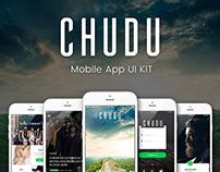 Chudu App UI KIT