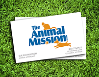 The Animal Mission Logo