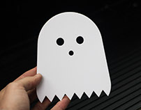 Ghostly Wax Comb