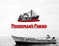 Fisherma's Friend / Advertising