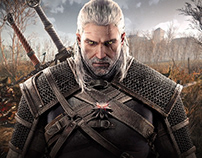 Sound design - The Witcher III sound re-design.