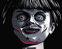 Alternative Poster Annabelle Comes Home