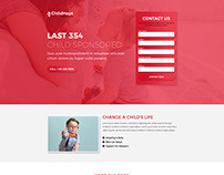 Free landing page template download