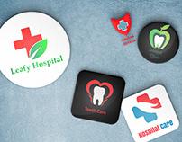 LOGO (hospital and medical logo)