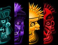 Native Gods of the Americas