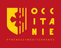 OCCITANIE - proposition pour le nouveau logo (1/2)