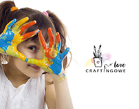 Craftingowe love Children's art