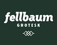 Fellbaum Grotesk Full Font 2020