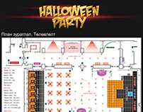 Halloween Event Project