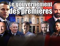 Un gouvernement de premières