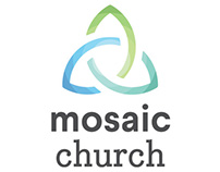 Mosaic Church: Brand Identity