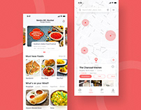 Food Trails   UI/UX Design
