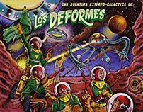 Los Deformes extended play