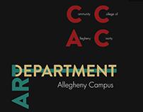 CCAC Art Department Catalogue