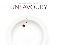 UNSAVOURY - A Movie Poster Exploration