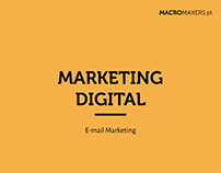 Portfólio - E-Mail Marketing