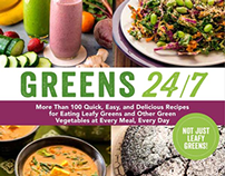 Greens 24/7- Photos by Me, Written by Jessica Nadel