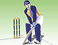 Cricket Animated