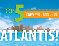 Atlantis Trip Promotion Flyer