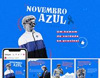 Novembro Azul   Social Media