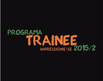 Divulgação Programa Trainee - Cria UFMG - 2015/2