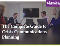 Crisis Communications E-book & Case Studies