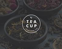 Tea Cup - Luxury Tea Branding & Package Design