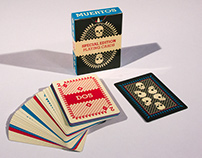 Muertos Special Edition Playing Cards