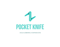 Pocket Knife - Guildwars Expansion - Logo
