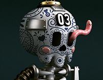 Skullbot 3.0