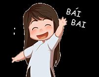 [Illustration] Emotion chat for Noizi