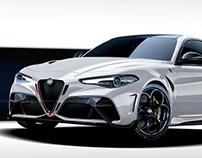 2020 Alfa Romeo Giulia GTA Coupe