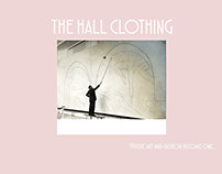 Branding Project. The Hall Clothing