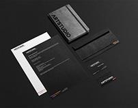Artstudio brand concept