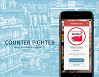 Counter Fighter App