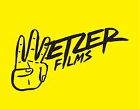 Wetzer Films - Logo and visual identity