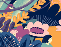 Animated cover // Untime studio