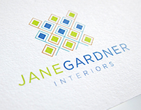 Jane Gardner Interiors Branding