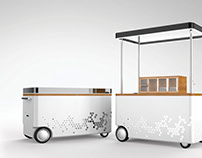 µ - High end mobile kitchen for India
