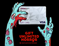 Gift Card Campaign for Cinemacity Beirut Souks